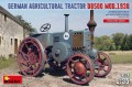 German Agricultural Tractor D8500 Mod.1938